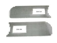 PG Classic 3309-SSET Mopar 1969 Plymouth Barracuda Front Grille Screens