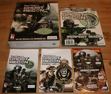 Tom Clancy's Ghost Recon - Collector's Pack (dt.) (PC, 2002, Big-Box)