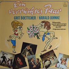 """EIN VERRÜCKTES PAAR - HEINZ KIESSLING  12""""  LP  (Q130)"""
