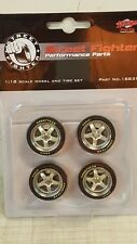 1:18 GMP STREET FIGHTER TRACK PACK WHEEL & TIRE SET - 18839 - CHEAPEST POSTAGE