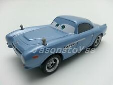 Mattel Disney Pixar Cars 2 Finn McMissile Diecast Metal Toy Car 1:55 Loose New