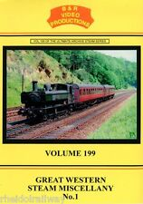 Golden Valley, Aberystwyth, Great Western Steam Miscellany No.1, DVD B&R Vol 199