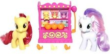 My Little Pony FIM Applebloom & Sweetie Belle Fun At The Fair Figures Playset!