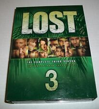Lost - The Complete Third Season (DVD, 2007-7-Disc Set The Unexplored Experience