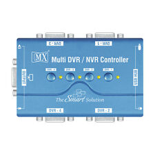 MX Multi Dvr / Nvr Controller - 4 Port Usb Kvm Switch - MX S 046 MC