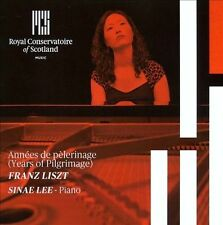 Liszt: Annees De Pelerinage, New Music