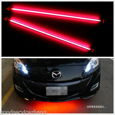 4 X Car RED  Undercar Underbody Neon Kit Lights CCFL Cold Cathode Long DIY