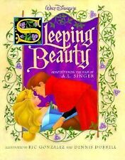 Walt Disney's Sleeping Beauty (Illustrated Classic Series)-ExLibrary