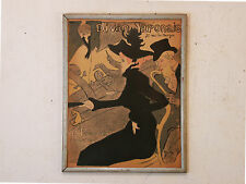 Circa 1900's DIVAN Vintage French Poster Affiche
