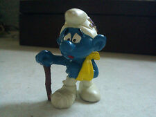PEYO-PUFFO INFORTUNATO-INJURED SMURF-HONG KONG-SCHLEICH 20097-1978