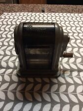 Vintage Hunt Boston Ranger Mountable Pencil Sharpener