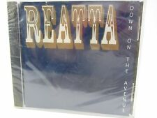 REATTA Down on The Avenue - CD  NEW Sealed - Canada FACTOR Records