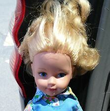 """Tomy Kimberly 16"""" Doll Blonde With Outfit Cute"""