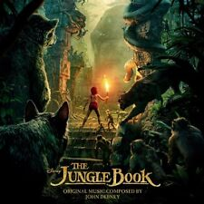 THE JUNGLE BOOK CD - ORIGINAL MOTION PICTURE SOUNDTRACK (2016) - NEW UNOPENED