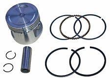 Honda CD200T Benly piston kit +0.50 o/s (1980-1985) 53.50mm bore, Japanese made