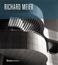 Richard Meier (Electa's Modern Masters), General, Hardcover, Printed Books, Rich