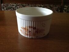 """Poole Pottery SUMMER GLORY Collection- 5.5"""" Soufflé Dish- NEVER USED-LAST ONE!!!"""