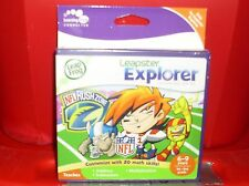 #272 LEAPFROG LEAPSTER EXPLORER NFL RUSH ZONE 6-9 YRS 1-3RD GRADE NEW WITH TAGS