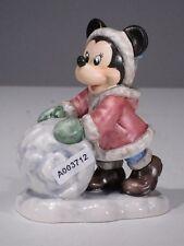 +# A003712 Goebel Archiv Muster Walt Disney Minnie Maus rollt Schneekugel