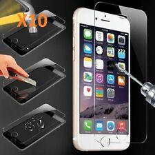 10 X Apple Tempered Glass Screen Protector Guard for iPhone 6 / 6S New 4.7""