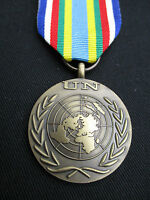 BRITISH ARMY,PARA,SAS,RAF,RM,SBS - UN Military Medal+Ribbon CENTRAL AFRICAN REP