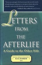 Letters from the Afterlife A Guide to the Other Side, Elsa Barker VERY GOOD cond