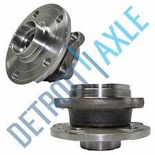 2 New Front Wheel Hub & Bearing Pair for Audi A3 TT VW Passat Jetta Golf