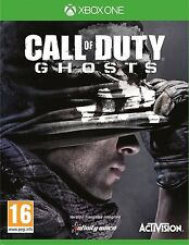 CALL OF DUTY GHOSTS JEU XBOX ONE NEUF
