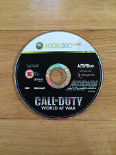 Call of Duty: World at War Para Xbox 360 * disco solamente * Xbox One compatible