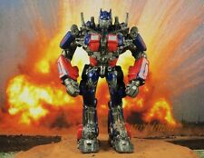 Hasbro Figure Transformers Robot OPTIMUS PRIME Statue Toy Model Cake Topper K997