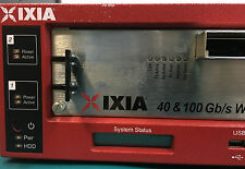 Ixia mx2 with Optixia HSE40/100GETSP1-01, K2 40GE and 100GE Ethernet Test Module
