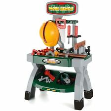 DIY WORK BENCH TOOLS SET CHILDRENS KIDS  BOYS CONSTRUCTIVE ACTIVITY TOY TY5312
