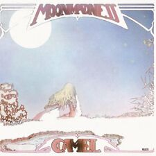 CAMEL - MOONMADNESS: CD ALBUM (Remastered & Expanded 2002)