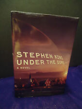 Under the Dome by Stephen King (2009, Hardcover) Scribner 1st Edition TV Series