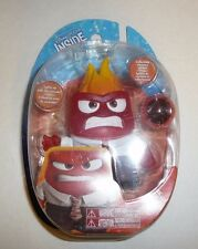 ANGER - Disney Pixar Movie INSIDE OUT Action Figure Toy by TOMY - Open Package
