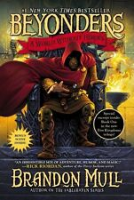 A World Without Heroes (Beyonders)-ExLibrary