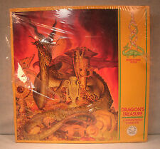 """Dragons Treasure Jigsaw Puzzle 1000 pieces 23"""" x 29"""" Sealed"""