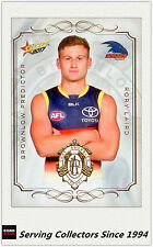 2017 Select AFL Footy Stars Brownlow Predictor Card BP3 Rory Laird(Adelaide)#103