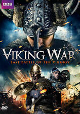 Viking War: The Last Battle of the Vikings DVD New with Slip Cover
