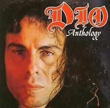 Dio  / Anthology (CD)(imported UK) Black Sabbath, Ritchie Blackmore's Rainbow !!