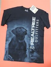 Realtree Outfitters Jumbo Print Lab T-Shirt - Medium