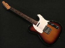 Vintage Fender Japan '62 Reissue Telecaster TL62B-3TS A-Serial Made in Japan