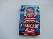 LOOK WHO IT IS, ALAN CARR. MY STORY (Paperback, 2008)