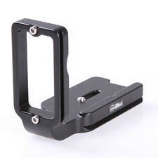 Quick Release QR L Plate Bracket for Nikon D90 D80 DSLR Camera tripod Arca Swiss