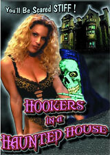 Hookers In A Haunted House (DVD)  NEW