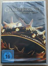 DVD - Game of Thrones - Staffel 2 - Neu & OVP