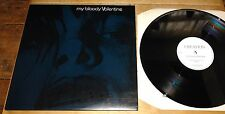 "MY BLOODY VALENTINE ~ FEED ME WITH KISS ~ TEXTURED 1ST PRESS CREATION 12"" ~ MINT"