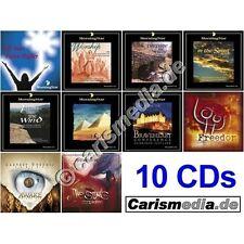 CD-Paket: MorningStar - 10 WORSHIP-CDs - Worship - Morning Star *NEU*