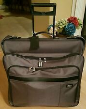 HARTMANN LARGE WHEELED ROLLING GARMENT BAG LUGGAGE BALLISTIC NYLON RETAIL $900