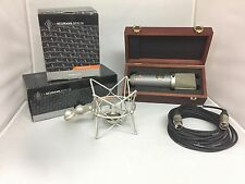 Neumann TLM 67 Set Z w/ Condenser Cable & USB Cable Professional Microphone Mic